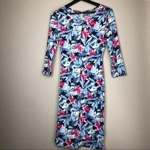 Dresses & Skirts - Floral Dress in Medium NWT
